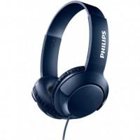 Philips SHL3070BL/00 Koptelefoon BASS+ blauw